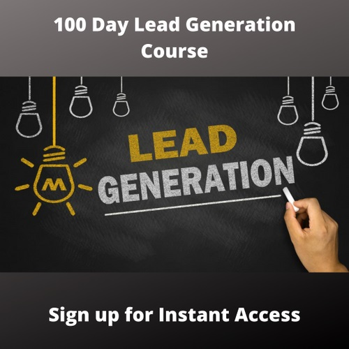 100-Day Lead Generation Course