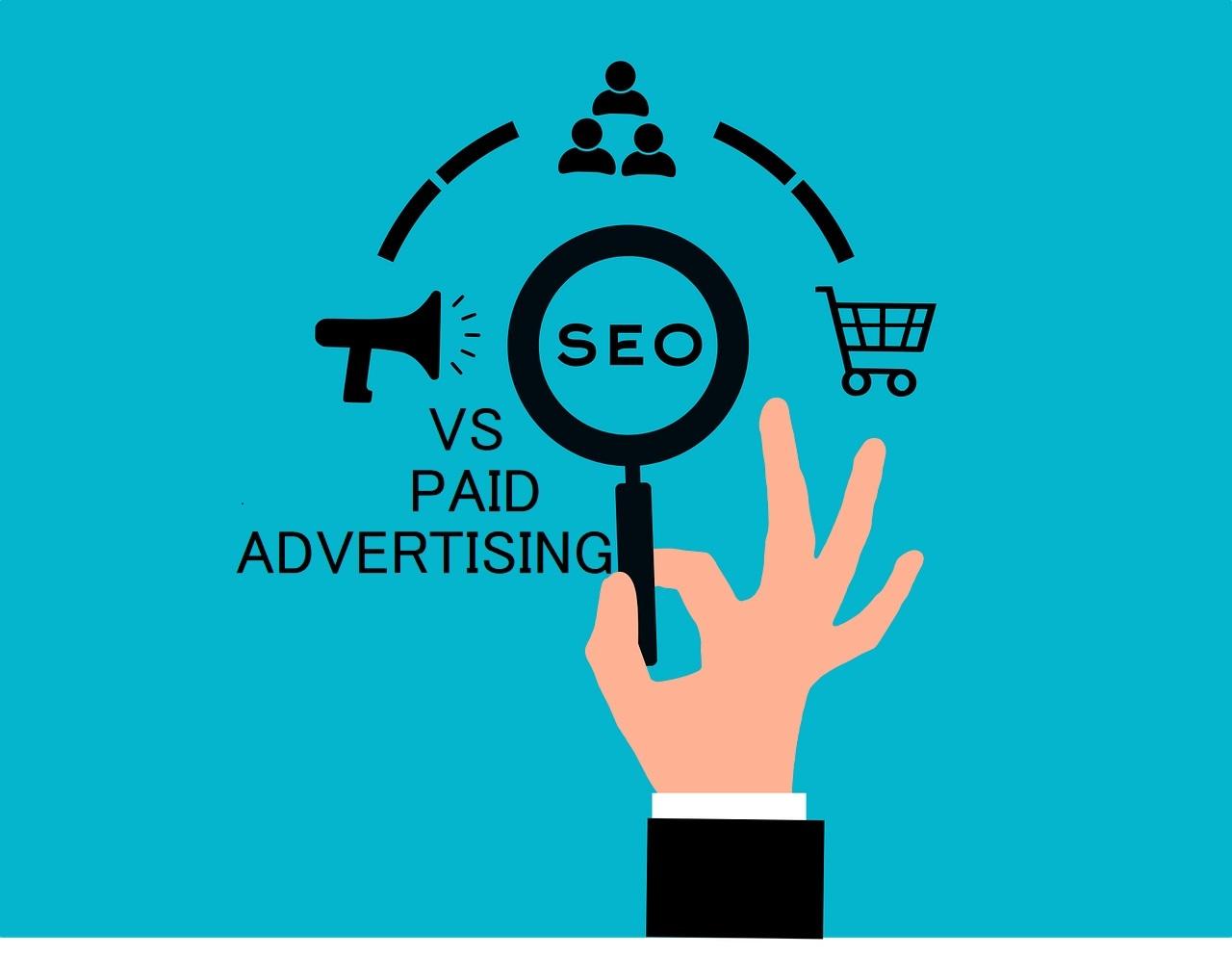 SEO vs Paid Advertising